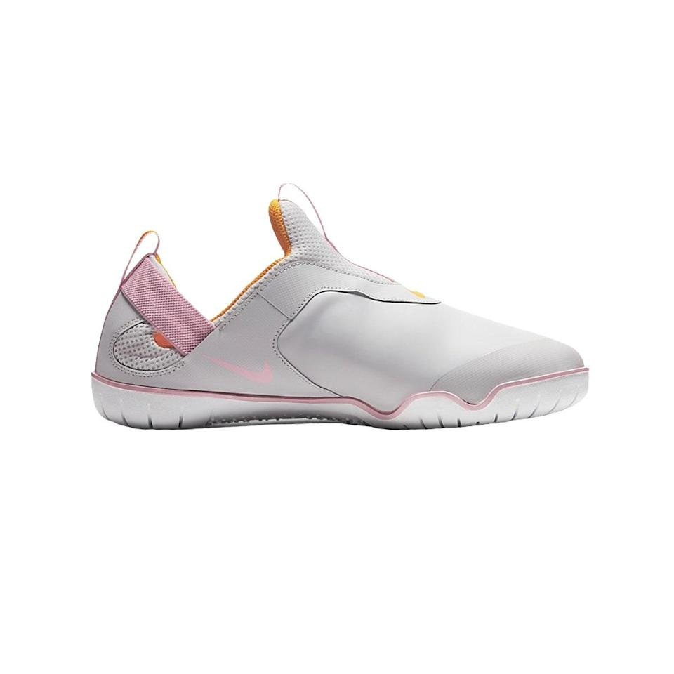 """These <a href=""""https://www.glamour.com/story/nike-is-dropping-a-shoe-designed-specifically-for-doctors-and-nurses?mbid=synd_yahoo_rss"""" rel=""""nofollow noopener"""" target=""""_blank"""" data-ylk=""""slk:Nikes give a new definition to the term work shoes"""" class=""""link rapid-noclick-resp"""">Nikes give a new definition to the term <em>work shoes</em></a><em>.</em> They're sleek yet still functional for the health care worker, plus easy to clean and laceless—no worrying about untied shoelaces during a long shift. <em>—Courtney Glenna, RN</em> $120, Nike. <a href=""""https://www.nike.com/t/air-zoom-pulse-shoe-xlmwMX/CT1629-002"""" rel=""""nofollow noopener"""" target=""""_blank"""" data-ylk=""""slk:Get it now!"""" class=""""link rapid-noclick-resp"""">Get it now!</a>"""