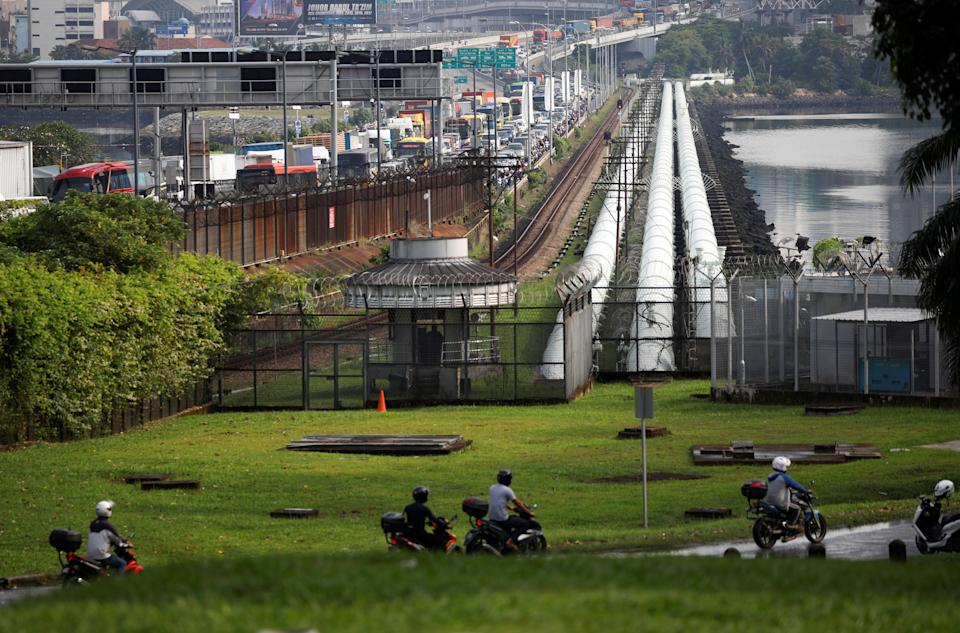 PUB stops Johor water treatment operations due to ammonia pollution; supply to Singapore households not affected
