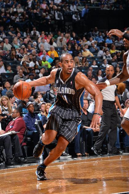 AP Source: Nuggets acquire Afflalo from Magic