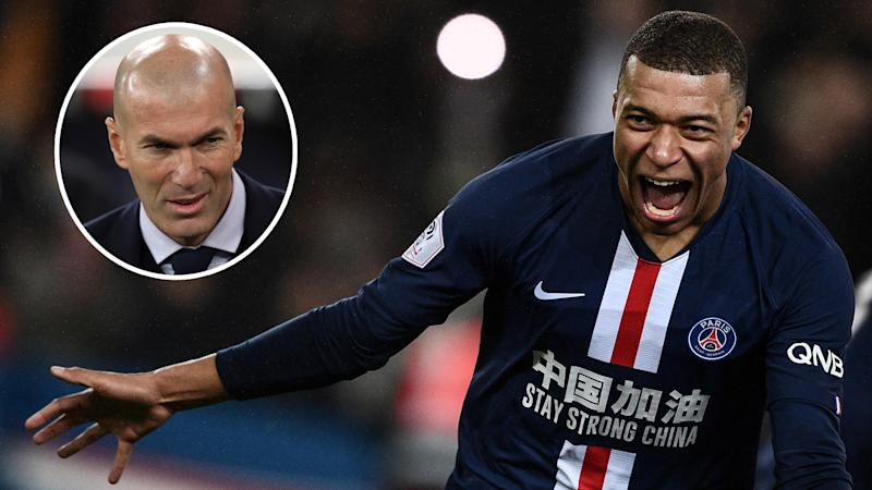 'Zidane would like to see your son!' - Mbappe explains Real Madrid & Chelsea trips
