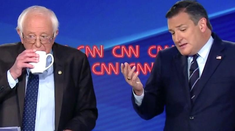 Ted Cruz Made A Painfully Awkward 'Curb Your Enthusiasm' Joke Last Night