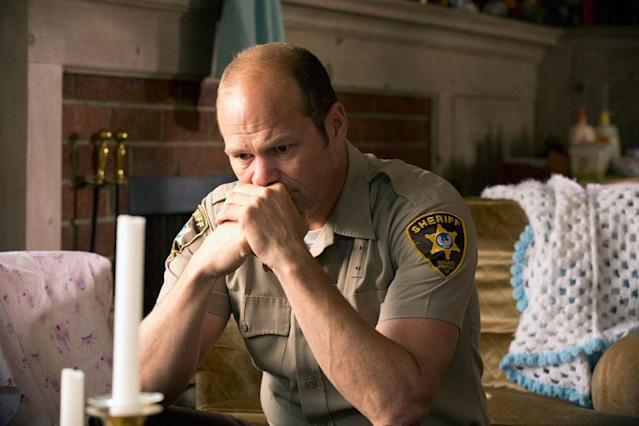 "Chris Bauer in the ""True Blood"" Season 6 episode, ""F--- the Pain Away."""