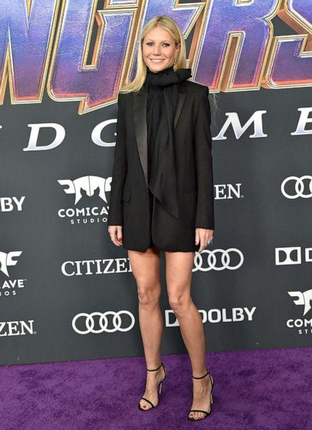 PHOTO: Gwyneth Paltrow attends the World Premiere of Walt Disney Studios Motion Pictures 'Avengers: Endgame' at Los Angeles Convention Center on April 22, 2019 in Los Angeles. (Axelle/Bauer-Griffin/FilmMagic/Getty Images)