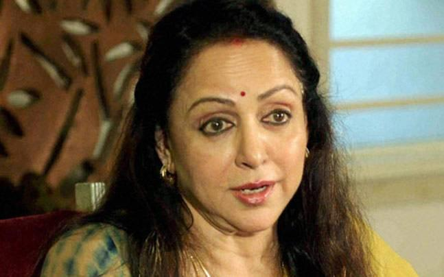 Hema Malini drinks daily, does she commit suicide: Maharashtra MLA's bizarre take on farmers' suicide