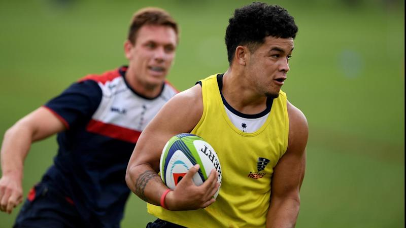 SUPER RUGBY REBELS TRAINING