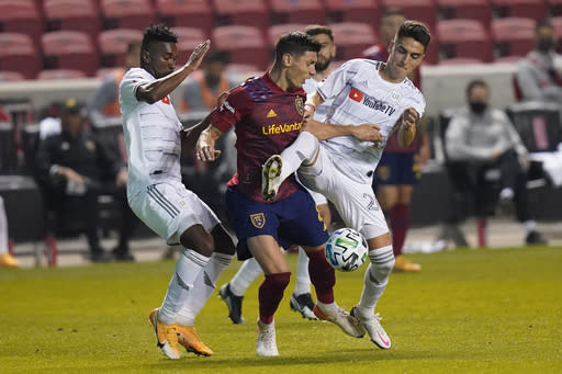 Wright-Phillips, Rossi strike quickly, LAFC beats RSL 3-1