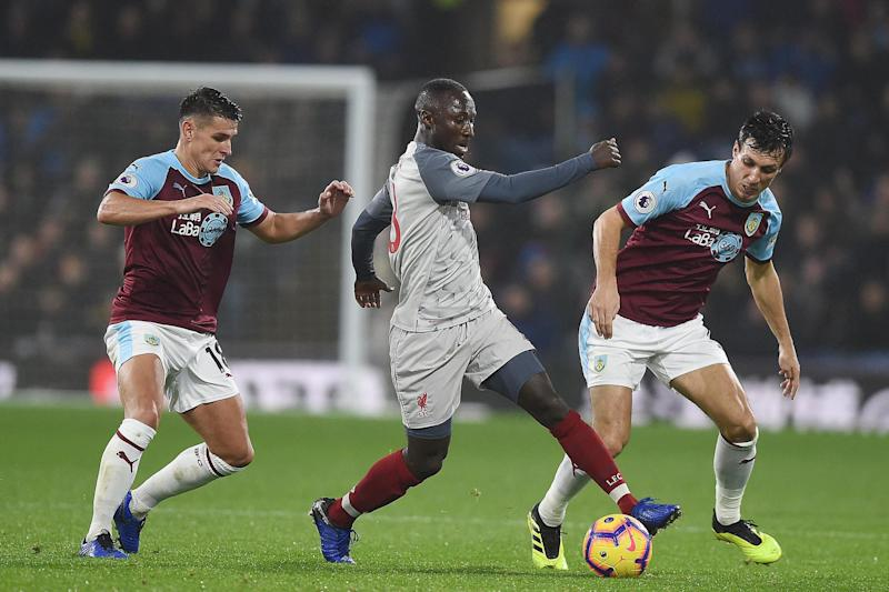 Liverpool captain Jordan Henderson hails 'oustanding' Naby Keita after man-of-the-match display at Burnley