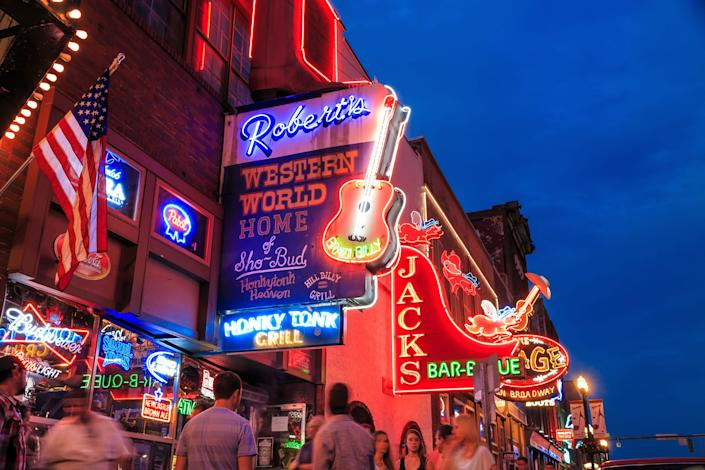 Music lovers will want to flock to Tennessee for its richmusic scene. Here, retirees can also benefit from no state personal income tax and an affordable cost of living -- but beware that the sales tax is high.