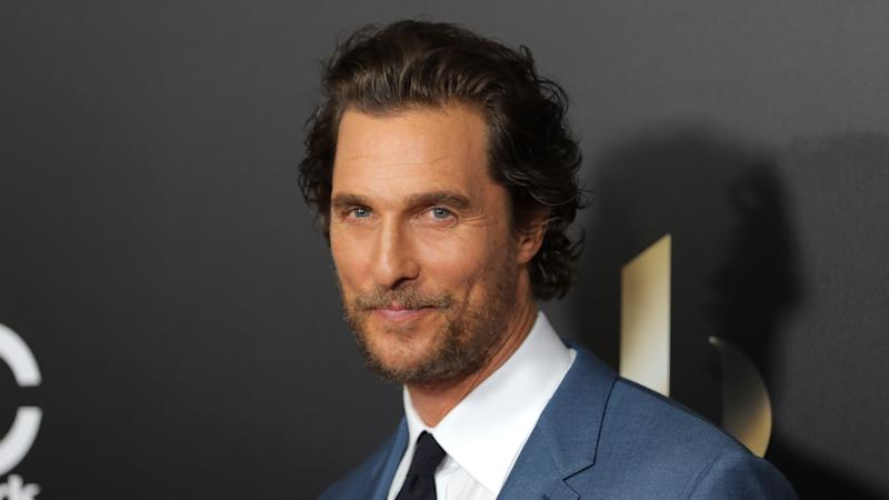 Matthew McConaughey and Hugh Grant's parents are going on a date