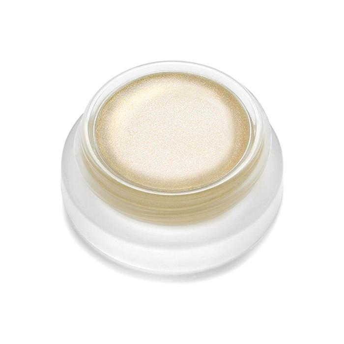 """<p>With a coconut oil base, this one-shade-fits-all highlighter gives you the best sheer glow. <a href=""""http://www.rmsbeauty.com/products/living-luminizer?variant=820960083"""" rel=""""nofollow noopener"""" target=""""_blank"""" data-ylk=""""slk:RMS Beauty Living Luminizer"""" class=""""link rapid-noclick-resp"""">RMS Beauty Living Luminizer </a>($38)</p>"""