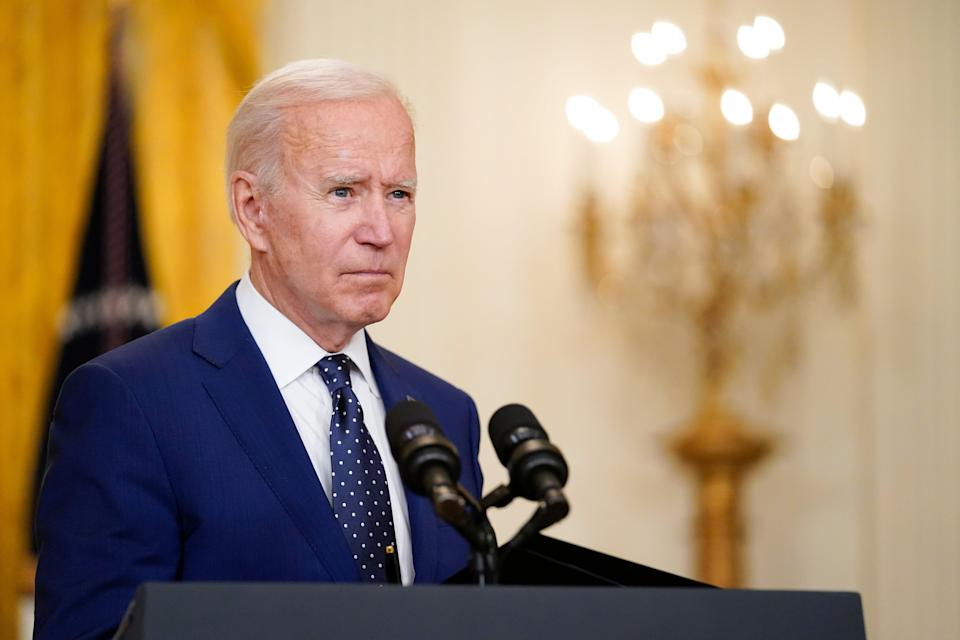 Biden Foreign Policy (Copyright 2021 The Associated Press. All rights reserved)