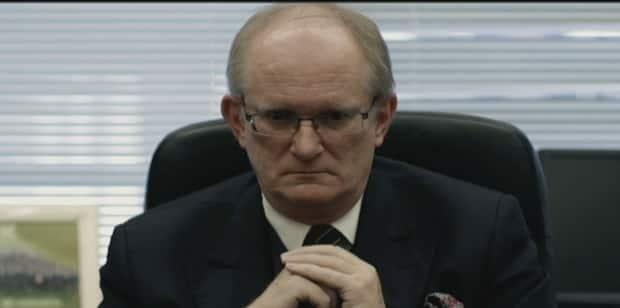 Fred Sharp, a former West Vancouver lawyer, is facing charges from the U.S. Justice Department and the Securities and Exchange Commission as the alleged 'mastermind' of a pump-and-dump investment scheme. (Sharp Art Pictures/YouTube - image credit)