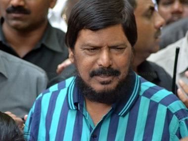 All sentiments should be considered and respected in Ram Mandir issue, says Union minister Ramdas Athawale