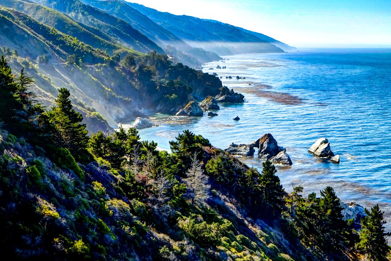 The top 30 romantic getaways around the world for Northern california weekend getaway