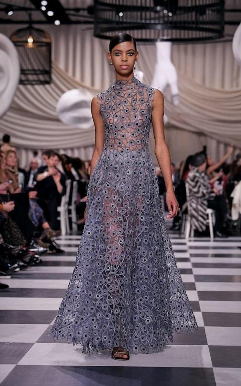 Christian Dior Haute Couture Spring Summer 2018 - Credit: Dominique Charriau/ WireImage