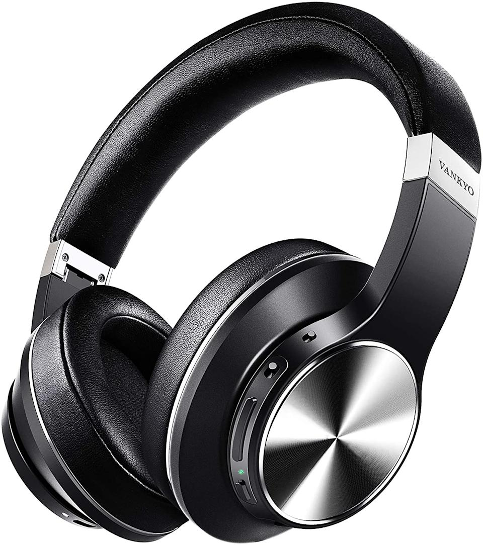 Vankyo Hybrid Active Noise Cancelling Headphones- Amazon.