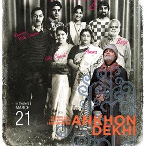 Ankhon Dekhi Becomes Rajat Kapoor's First Film With Songs