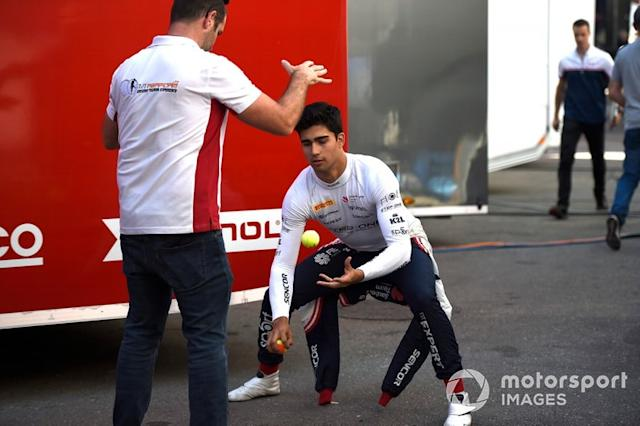 "Juan Manuel Correa, Sauber Junior Team by Charouz <span class=""copyright"">Gareth Harford / LAT Images</span>"