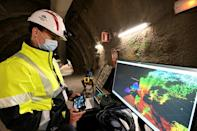 """""""Our underground lab is a unique and exceptional playground,"""" one researcher said."""