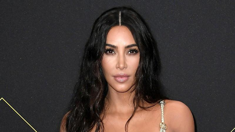 Kim Kardashian on Being With Death Row Inmate Rodney Reed When He Found Out He Was Granted Stay of Execution
