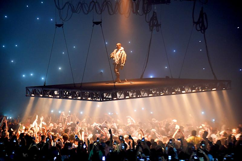 In the wake of Kanye West's 'Saint Pablo' tour cancellation, his rants against Beyonce and Jay Z and more, Us Weekly has ranked the outspoken rapper's recent antics on our Yeezy Meter — watch the video