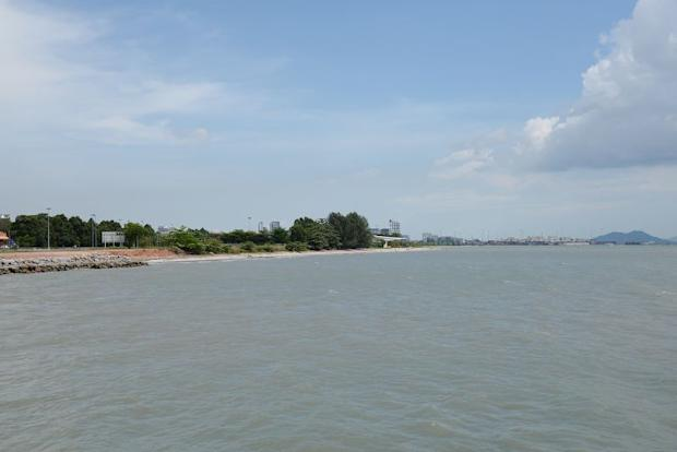 Pantai Bersih will be part of Butterworth's waterfront regeneration programme. — Picture by KE Ooi