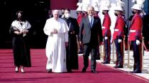 Pope Francis ends his tour to Iraq