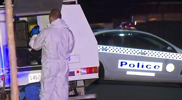 Investigators are treating the case as suspicious, although the cause of death is not yet known. Photo: 7 News
