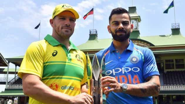 India vs Australia 1st ODI Live Streaming: When and Where to Watch, Live Coverage on TV and Online