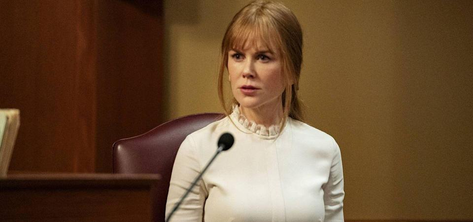"<p>OK, we don't need to waste too much time talking about <em>Big Little Lies </em>Season 2. It was <em>mostly </em>not worth making, and<a href=""https://www.indiewire.com/2019/07/big-little-lies-season-2-andrea-arnold-lost-creative-control-jean-marc-vallee-1202156884/"" rel=""nofollow noopener"" target=""_blank"" data-ylk=""slk:struggles over director control"" class=""link rapid-noclick-resp""> struggles over director control </a>made the season largely uneven. Still, Laura Dern (who was incredible) and Meryl Streep (who should be nominated for everything she ever does) earned supporting nominations, and Kidman deserves Streep-esque treatment for her character here—especially in the courtroom in the finale. </p>"