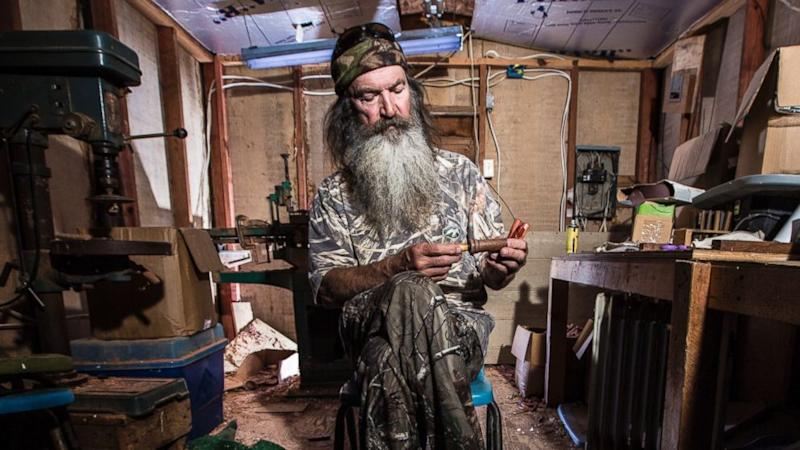 'Duck Dynasty' Family Launches New Gun Line