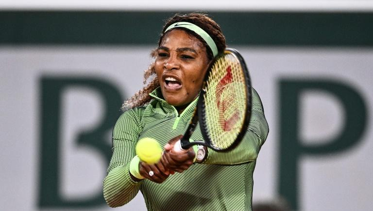 Serena Williams is a three-time French Open champion