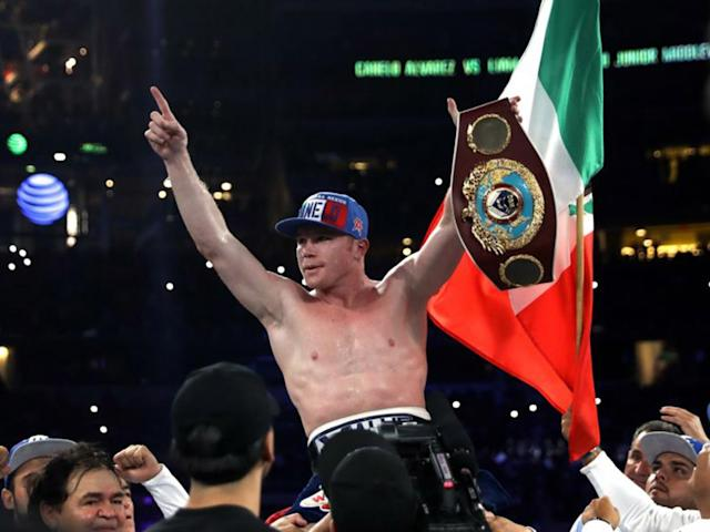 Canelo is regarded as one of the best boxers in the world (Getty)