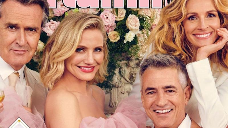 Julia Roberts and Cameron Diaz Share Stories From 'My Best Friend's Wedding' Set in Ultimate Reunion