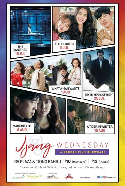 Movies at the cinema in July 2018