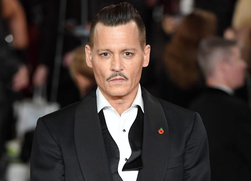 """Fans are calling to replace Johnny Depp in the new """"Fantastic Beasts"""" movie"""