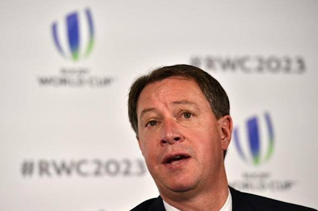 South Africa Rugby chief executive Jurie Roux says the dates of a 2021 tour by the British and Irish Lions may be changed (AFP Photo/Glyn KIRK )