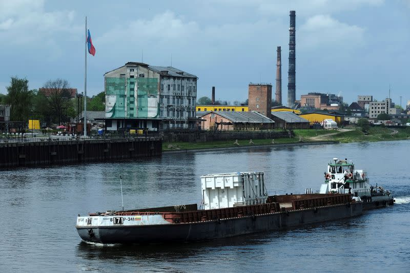 Baltics get ready to ditch Russian electricity supplies