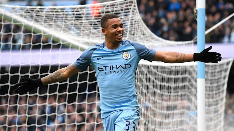 Jesus in contention for City comeback at Wembley