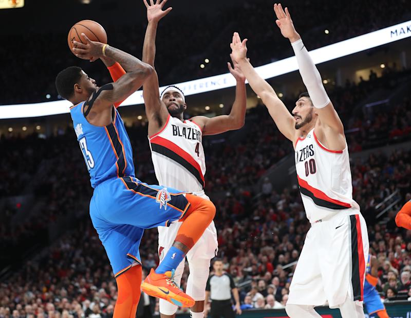 b9aebd82a36 Game 2 of Portland Trail Blazers vs. OKC Thunder  How and Where to Watch
