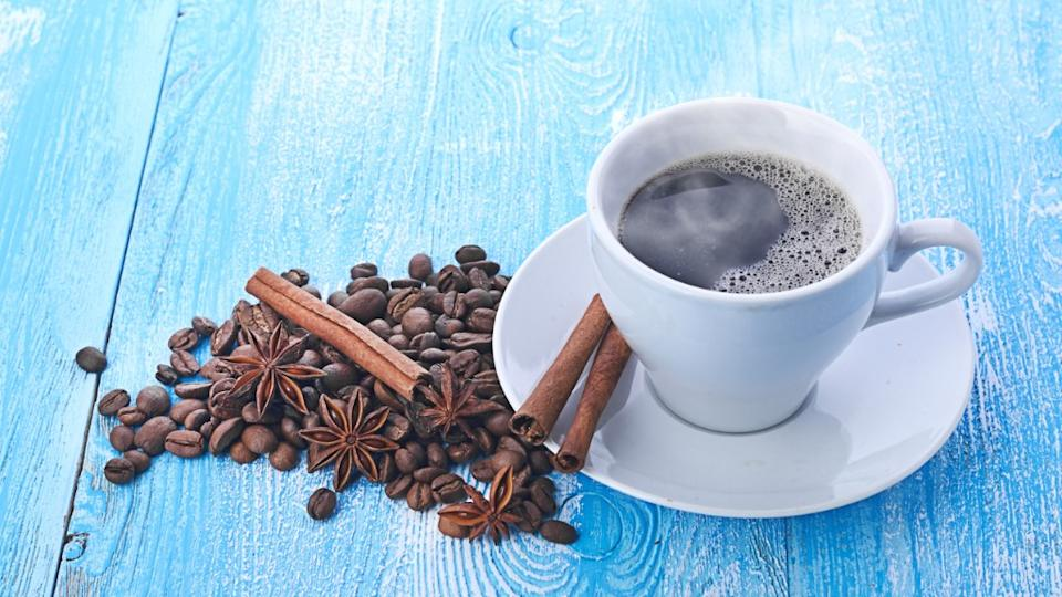 Caffeine, consumed post 7 pm, will interfere with your sleep cycle.