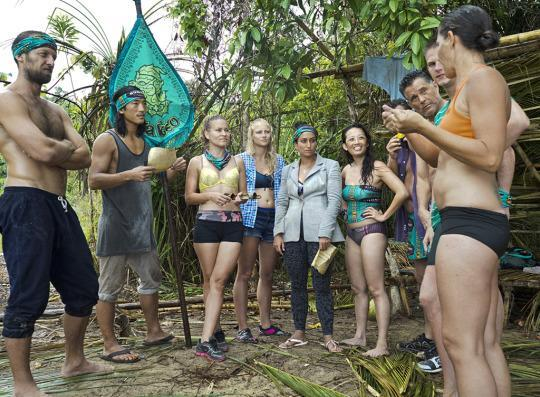 Survivor Premiere Recap Whose Second Chance Ends In The First Week