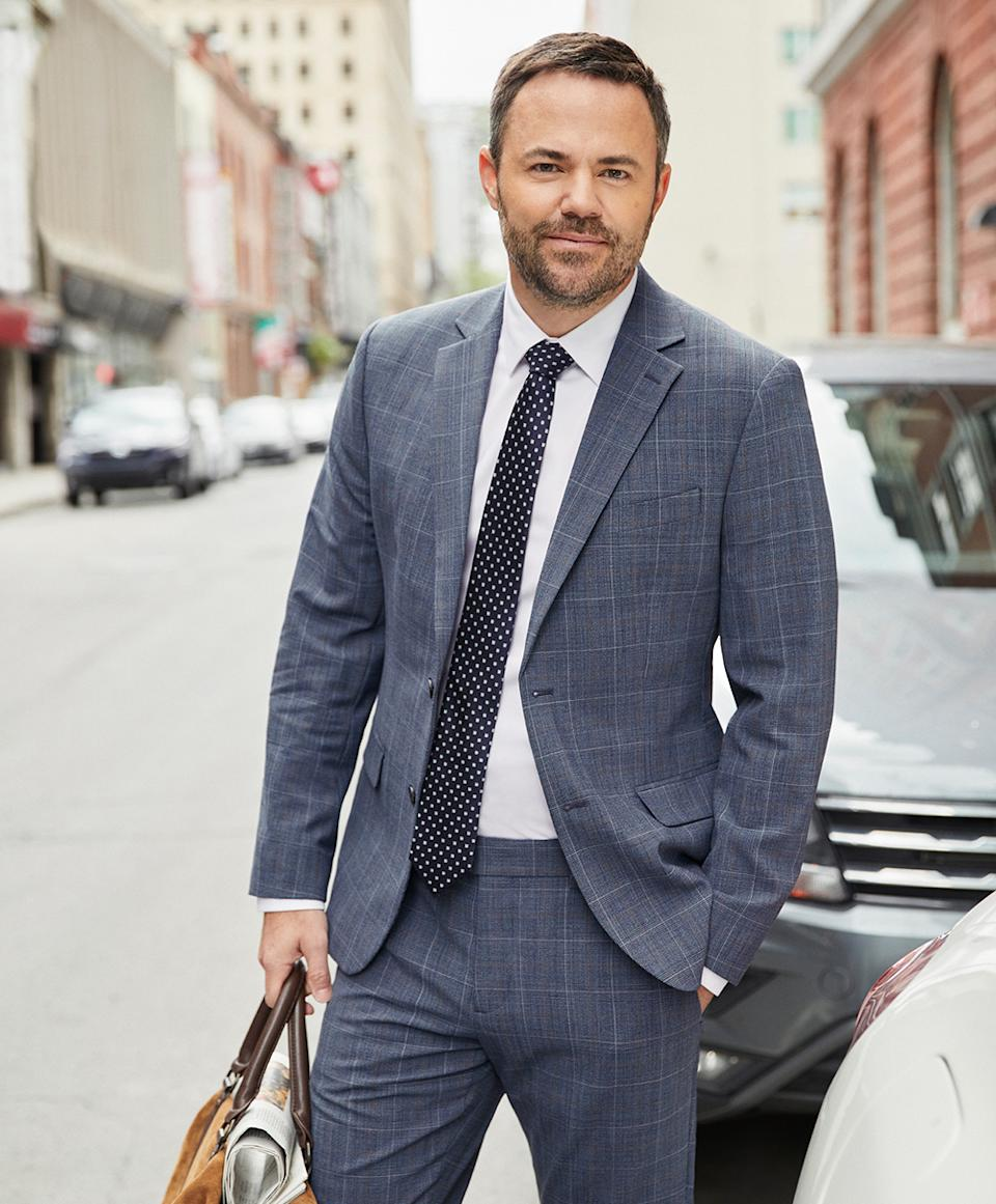 Lane Merrifield for RW&CO. men's fall workwear collection