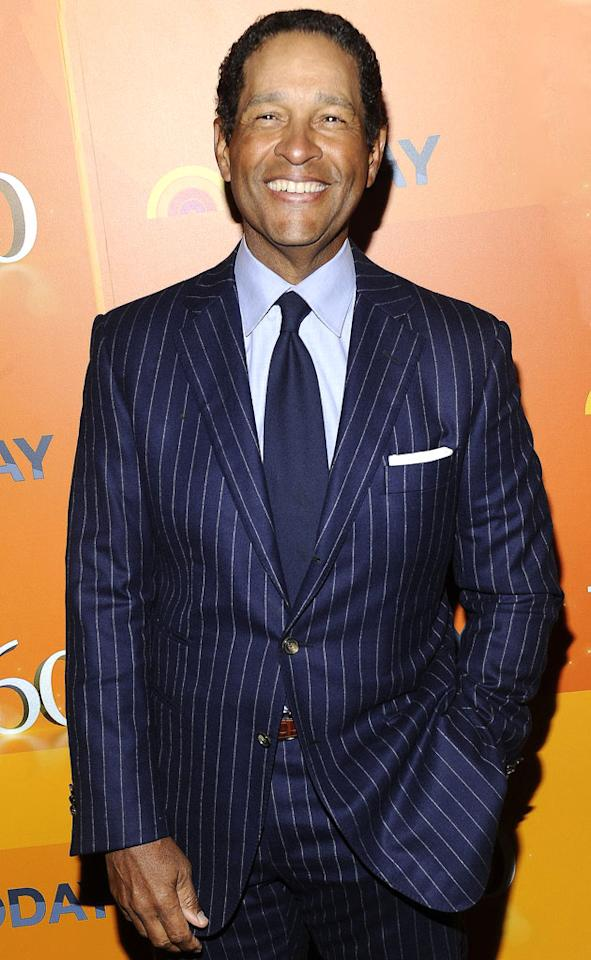 Bryant Gumbel turns 64 on September 29.