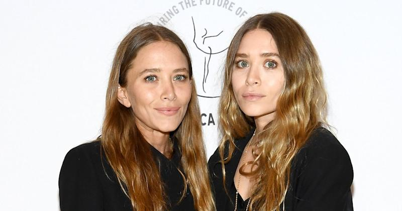 Image result for Mary-Kate and Ashley Olsen Rock Rare Red Carpet