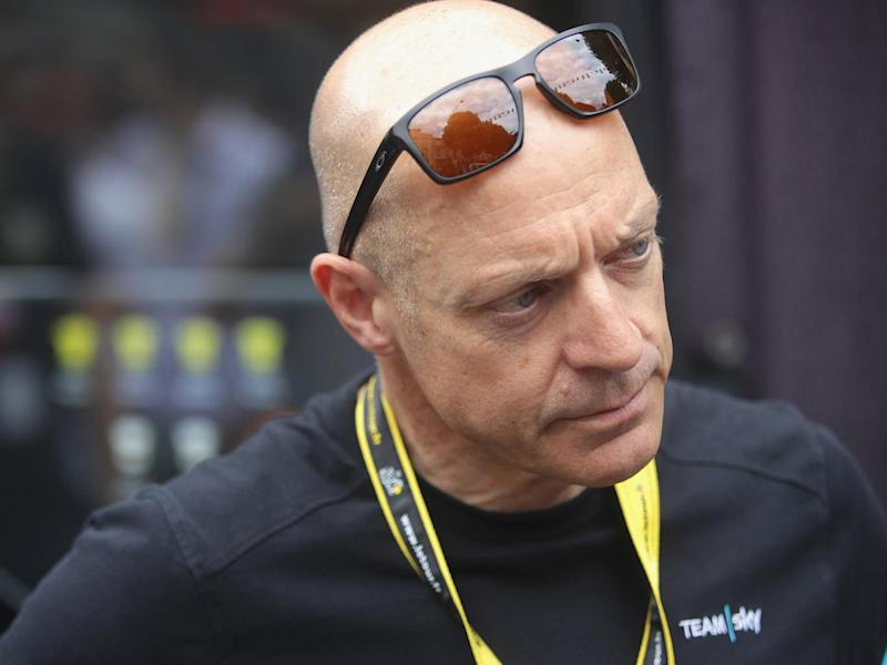 Brailsford has denied any wrongdoing (Getty)