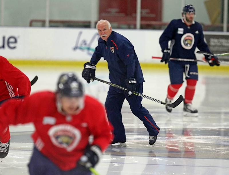 Panthers miss out on top pick in NHL Draft lottery hours after parting with GM Dale Tallon