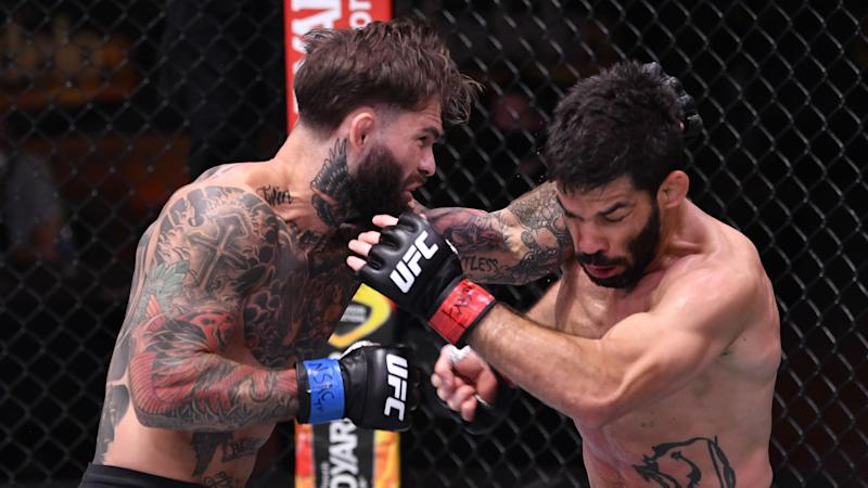 Garbrandt suggests UFC bantamweight title tournament at Fight Island
