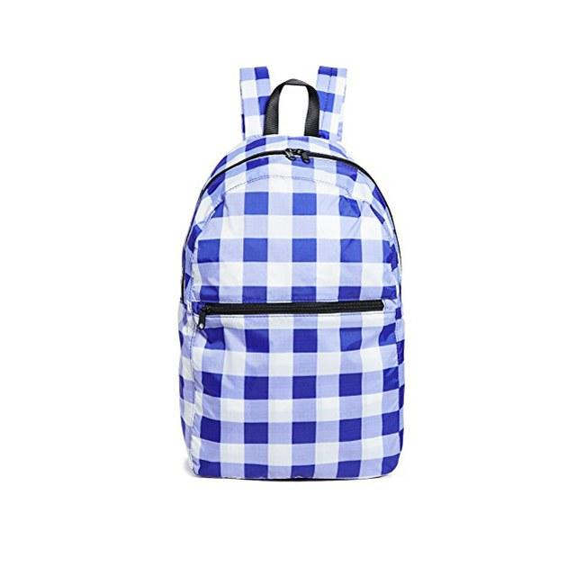 """You already love Baggu's <a href=""""https://www.teenvogue.com/gallery/best-reusable-bags?mbid=synd_yahoo_rss"""">reusable bags</a> so this backpack will be no different. $35, Shopbop. <a href=""""https://www.shopbop.com/packable-backpack-baggu/vp/v=1/1519008802.htm?"""">Get it now!</a>"""