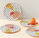 """<p>poketo.com</p><p><strong>$48.00</strong></p><p><a href=""""https://www.poketo.com/collections/tabletop/products/bamboo-dinner-plate-set-drops?variant=31557880152203"""" rel=""""nofollow noopener"""" target=""""_blank"""" data-ylk=""""slk:SHOP NOW"""" class=""""link rapid-noclick-resp"""">SHOP NOW</a></p><p>Husband-and-wife team Ted Vadakan and Angie Myung founded Poketo, an online store with two LA-based retail locations. It sells loads of fun stationery, dinnerware, books, artwork, games, and more.<br></p>"""